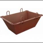 Ящик для раствора от 0,25 м3 до 1,5 м3